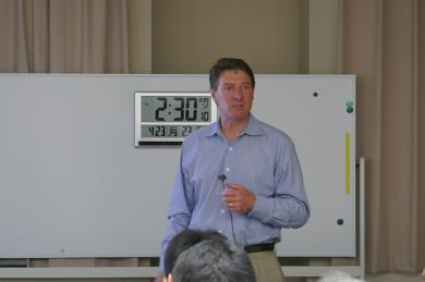 Scott Diddams, NIST (USA)