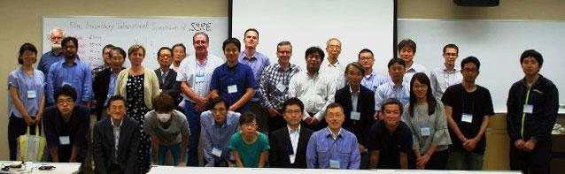 The 50th Anniversary International Symposium for Space Science and Radio Engineering (SSRE) held at UEC, Tokyo