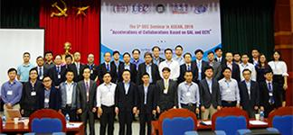 Report:The kickoff meeting and the 5th UEC Seminar in ASEAN, 2019 with partner universities in Hanoi